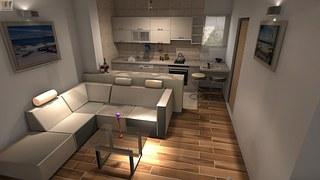 Porządne projektowanie wnętrz mieszkalnych