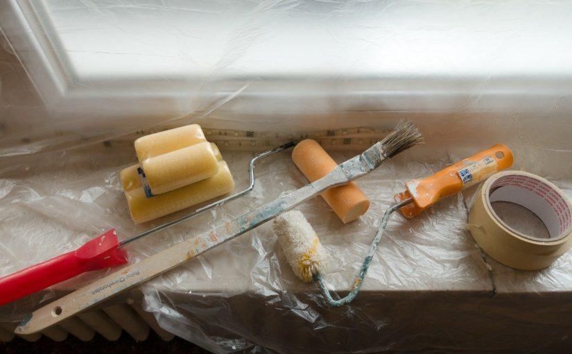 Planując renowacja lokum wskazane jest wpierw przygotować się do niego.